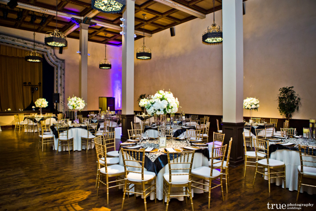 The Prado | wedding DJ san diego