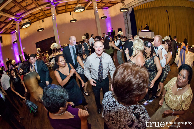 Open Dancing The Prado Ballroom Wedding