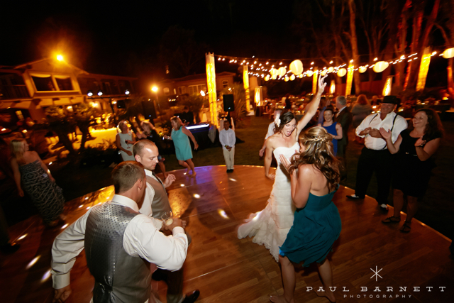 Del Mar Wedding | SD wedding DJ