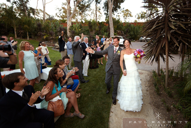 Private Estate Wedding Del Mar | San Diego DJ