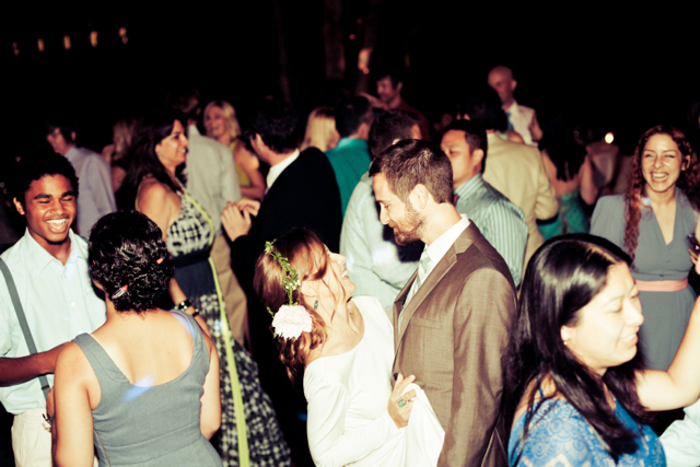 Open dancing wedding dj santaluz club san diego