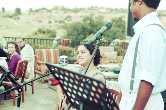 Santa Luz Wedding, Live performances