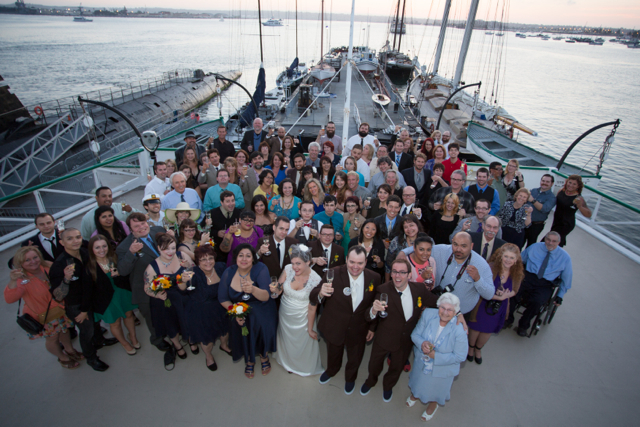 Berkeley Ferry Boat Wedding:  Lauren and Andrew
