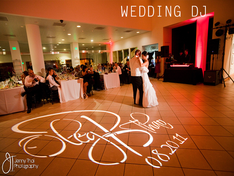 Wedding DJ Services - MOPA Wedding First Dance